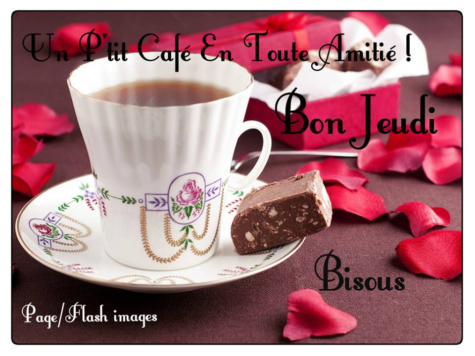 Tasse A Cafe Elegantes