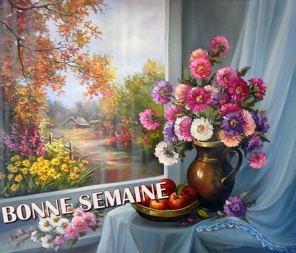 Bon Lundi, | Marie des vignes