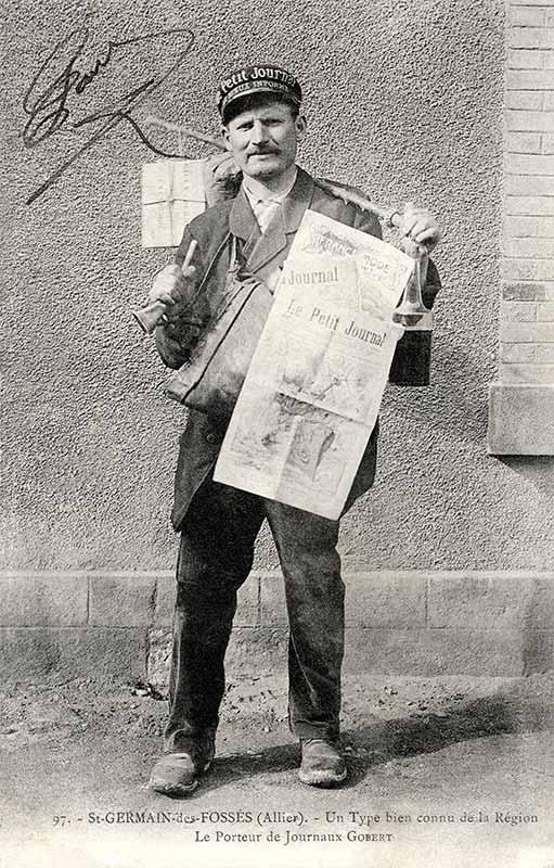 porteur-journaux
