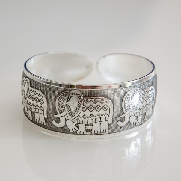 bracelet-elephant