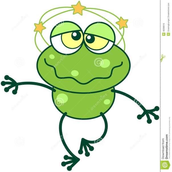 grenouille-verte-se-sentant-tourdie-48398616