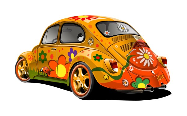 colorful_hippie_vw_beetle