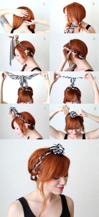 foulard-tresse-pinterest-princesse-foulard
