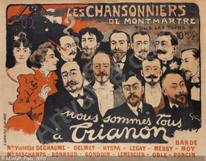 chansonniers